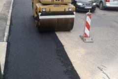 Scielenie asfaltu